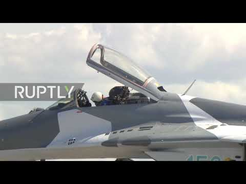 Russia: 6th-gen fighter jet MiG-41 'not a mythical project' confirms boss