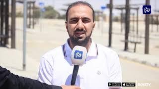 مجمع السفريات الجديد خال من المركبات والمواطنين رغم افتتاحه منذ 5 سنوات - (3-7-2019)