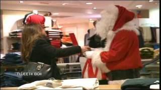 Pascal Sellem - Caméra Cachée - Père Noël dans le magasin