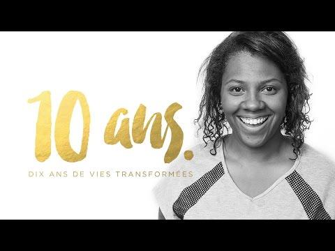 10 ans de vies transformées : Ana P Alves