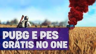 PUBG e PES 2019 grátis no Xbox One e FINAL FANTASY VII REMAKE com outros games
