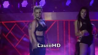 Britney Spears - I'm a Slave 4 You - Live in Sandviken, Sweden 11.08.2018 FULL HD