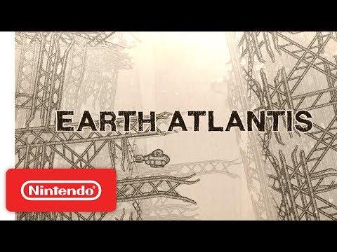 Earth Atlantis: PAX West Trailer - Nintendo Switch