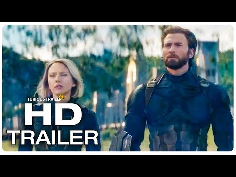AVENGERS INFINITY WAR Thanos Destroys Wakanda Trailer (2018) Superhero Movie Trailer HD