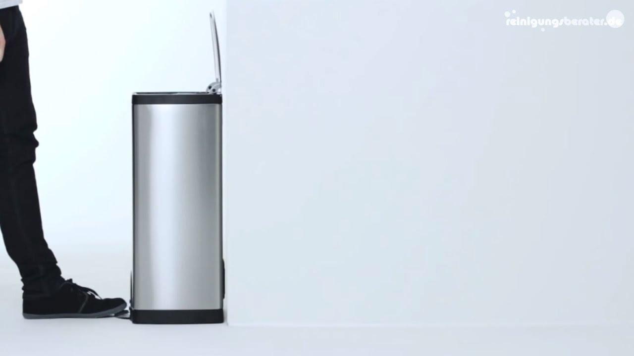 13 Liter Rechteck-Eimer 33x23cm FenWi kleiner Wischeimer f/ür Fensterreinigung ideal f/ür Kombi-Fensterwischer 25//30cm