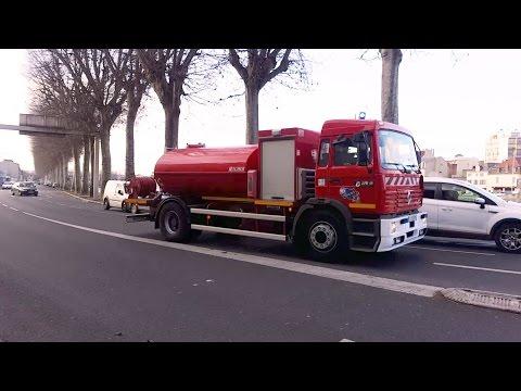 Compilation Pompiers à Montluçon (CCGC, FPTL, VLCG, VSAV 2,3)