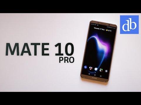 UN MESE CON HUAWEI MATE 10 PRO   Huawei Mate 10 Pro ITA recensione • Ridble