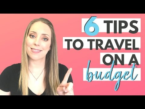 CHEAP travel tips – Budget TRAVEL HACKS to save money ✈️💵