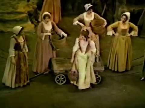Brigadoon - Broadway- 1980 - Lerner & Loewe