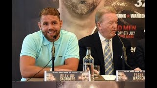BILLY JOE SAUNDERS VACATES WBO TITLE & WBO RELEASE STATEMENT!! LATEST BOXING NEWS!