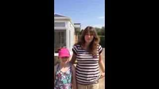 Why Nina Chalk and her family come back to Fourwinds Campsite