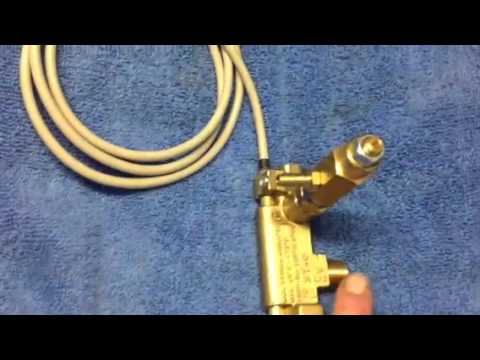 SUTTNER ST6 FLOW SWITCH WITH SAFETY VALVE COMBINATION QWASHERS YOUTUBE HOW TO