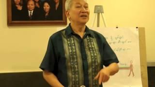 gbca bible study dr thein htay divine love