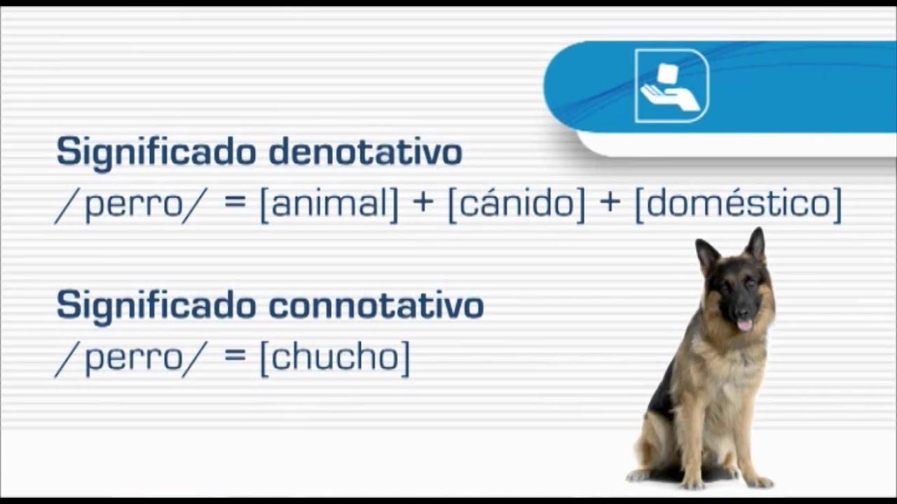 Lenguaje Denotativo Y Connotativo Lessons Tes Teach