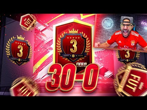3RD IN THE WORLD TOP 100 FUT CHAMPIONS REWARDS! 5 RED PLAYER PICK PACKS! FIFA 19 Ultimate Team