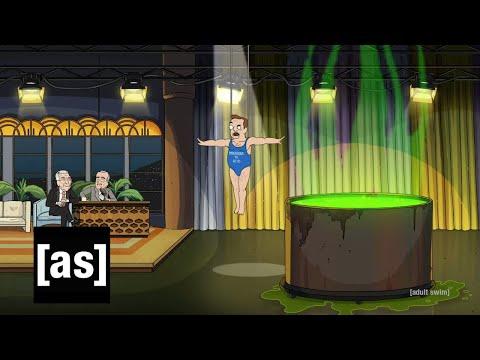 Late Night Acid Tricks | Rick And Morty | Adult Swim