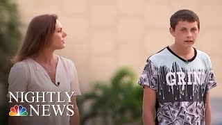 Videos Show Pattern Of Violence Inside Florida Juvenile Detention Centers | NBC Nightly News