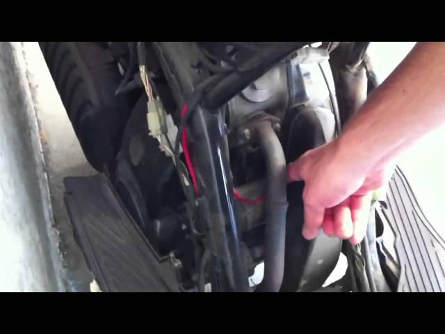 1985 Yamaha Riva Starter Problem - Please Help - YouTube