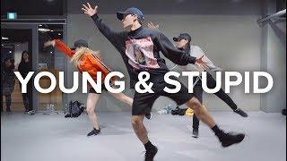 Young & Stupid - Travis Mills (ft. T.I.) / Junsun Yoo Choreography