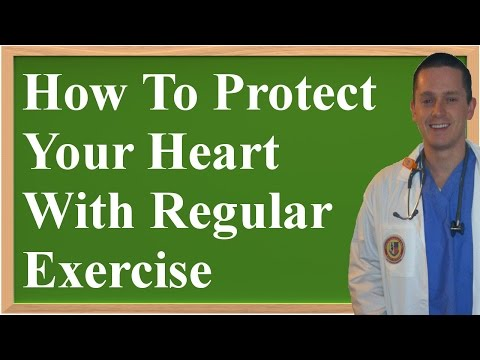 How to Protect Your Heart: Understanding The Cardioprotective Effects of Regular Exercise