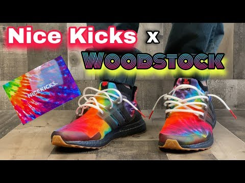 "Nice Kicks x Woodstock Ultra Boost ""The Encore"" Review & On Feet!"