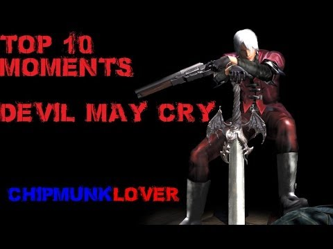 Top Ten - Devil May Cry Moments thumbnail