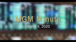 #MGMMinute | March 9, 2020 | MGM Resorts