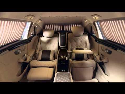 Mercedes-Maybach S600  Pullman, Rolls- Royce Fhantom Serenity Autoshkert Episode 624