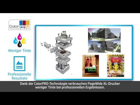 HP 75-g/m² Bond with ColorPRO Technology for HP PageWide XL printers (German)