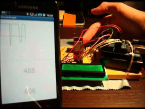 Arduino meets Android