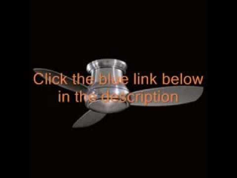 Minka Aire 19 BN Review, Best Ceiling Fan Minka-Aire F519-BN 52-inch Ceiling Fan
