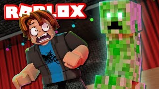 This ROBLOX PLAY was RUINED because of THIS! (CREEPER!)