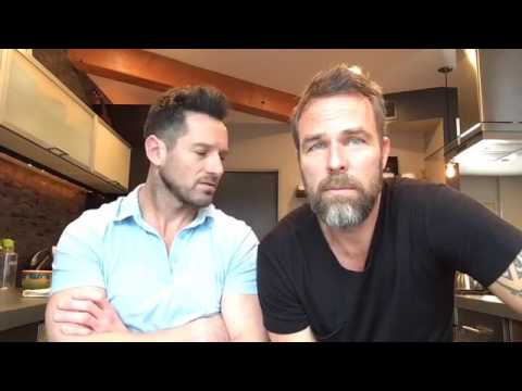 JR Bourne and Ian Bohen Facebook Q&A  20170114
