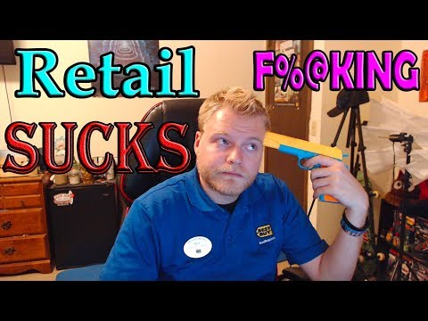 RANT | Why I Hate Retail.
