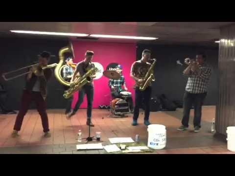 New York Subway Band