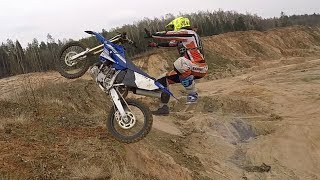"""You Shall Not Pass!"" - Just funny words for hard enduro riders!"