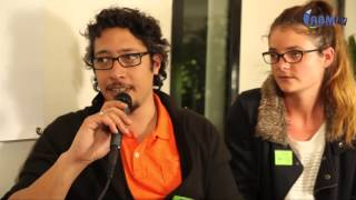 Justine et Mahery - Hopineo, le tourisme durable par ABM-TV