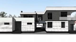 Двухквартирный дом в Тарасово