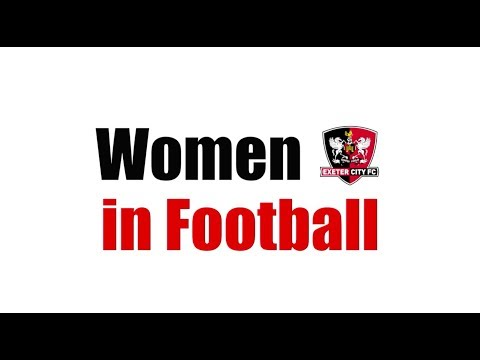 The Grecian Archive: Women in Football | Exeter City Football Club