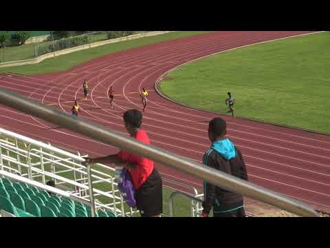 Asharie Smith 200m Heat @ Western Champs 2018