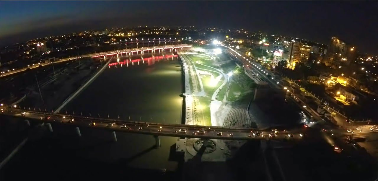 GOMTI RIVERFRONT , Lucknow - Uttar Pradesh - YouTube