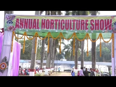 Annual Horticulture Show 2018