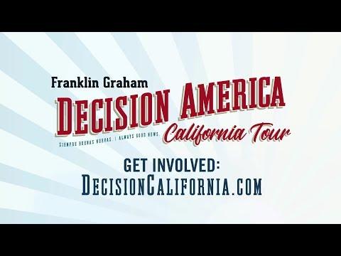 Get Involved: Franklin Graham's 10-City Tour Across California