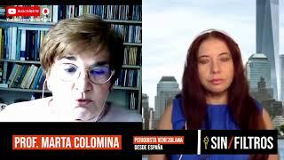 CAPTURA DE SAAB: LA ESTOCADA GLOBAL DE EEUU AL EJE DEL MAL | Con MARTA COLOMINA | SIN/FILTROS E11