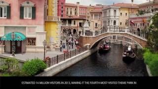 Tokyo Disney Sea - Tourist Attractions - Wiki Videos by Kinedio