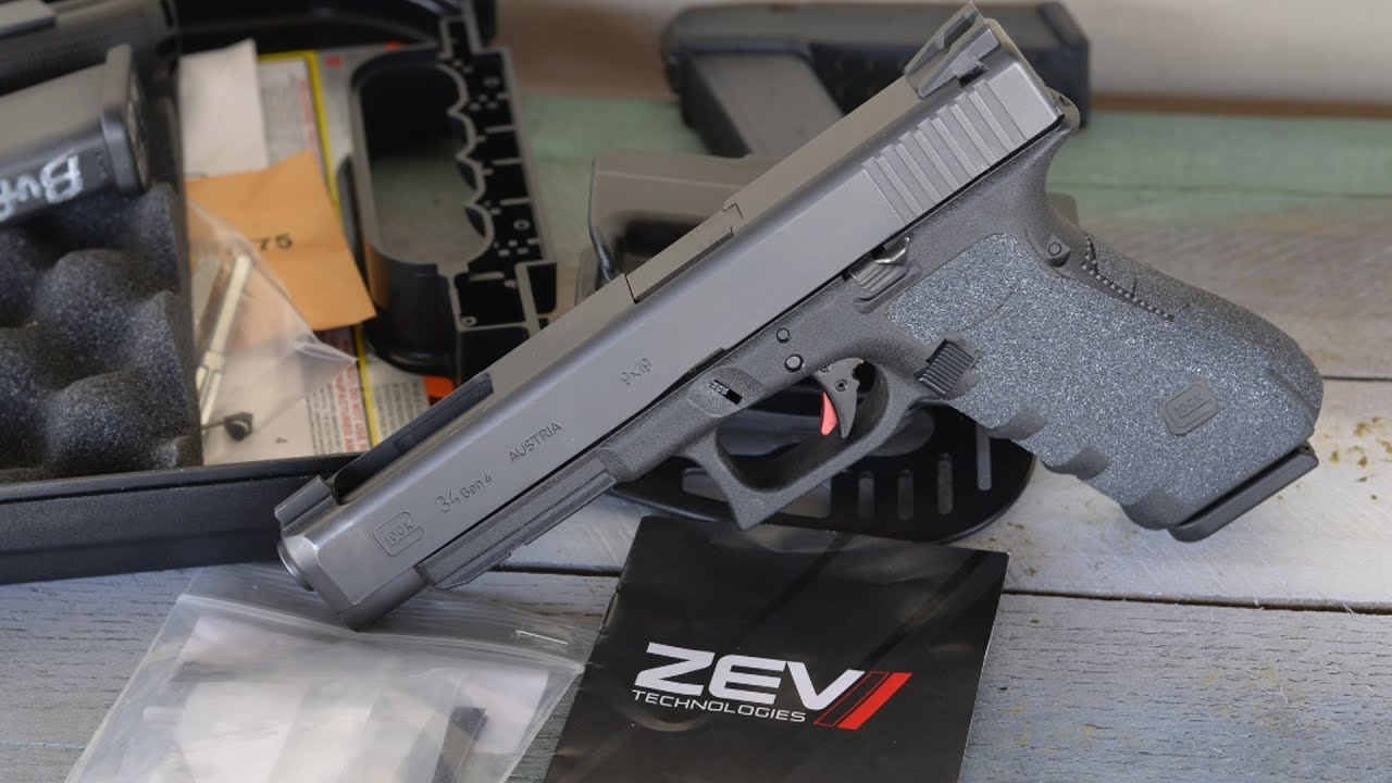 Glock 34 Gen 4 and why I chose it