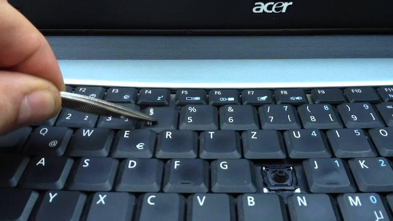 notebook tastatur reparieren anleitung notebook. Black Bedroom Furniture Sets. Home Design Ideas