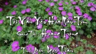 Toi Van Yeu Hoa Mau Tim