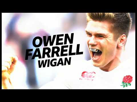 BBC North West Tonight - St John Fisher Catholic High School - Owen Farrell