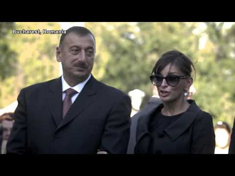 Shaky: The Aliyev Foundation